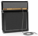 guitar amplifier and cabinet